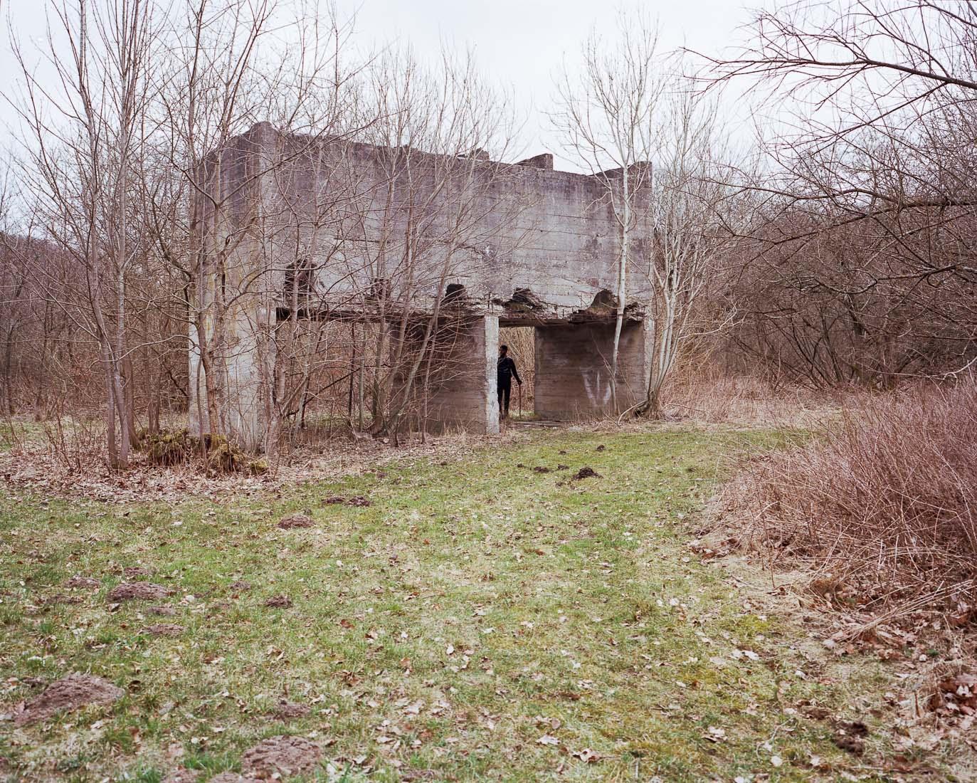 20130426-Ruinen i skoven