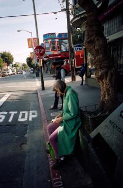 Haight Street, SF